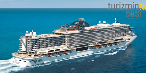Msc Cruises Karayipler'de Ada Aldı