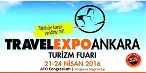 Travel Expo Ankara Gün Sayıyor