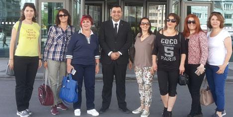 İstanbul'dan gezi ve yemek bloggerları, Kayseri'ye geldi