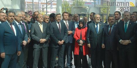 Travelexpo Ankara Turizm Fuarı Kapılarını Açtı