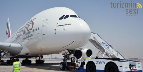 Emirates A380 destinasyonlarına Guangzhou'yu ekledi