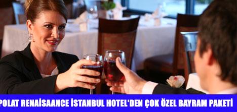 POLAT HOTEL'DE DENİZE KARŞI BAYRAM KEYFİ