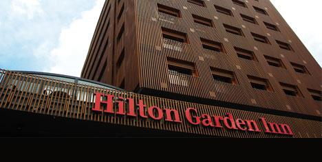 Hilton Garden Inn Eskişehir kapılarını açtı