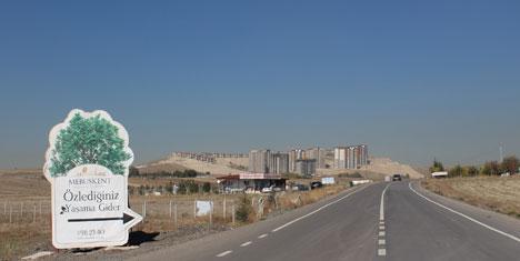 Trafik Derdi, Ulaşımı Kolay Bölgelere İlgiyi Artırdı
