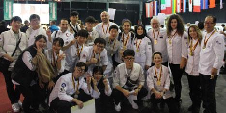 Aşçılar Milli Takımından 25 Olimpiyat Madalyası
