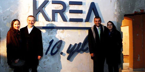 Krea Gayrimenkul Lizbon'a açılıyor