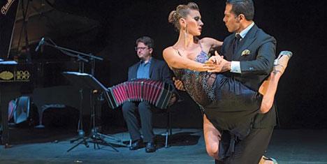 2017'ye Tango Festivali İle Görkemli Merhaba!..