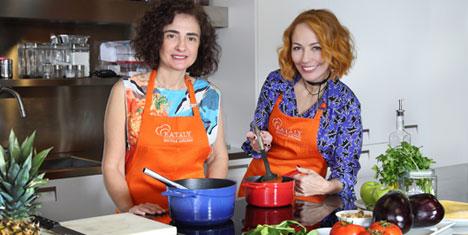 Burcunuzun Mutfakla Arası Nasıl?