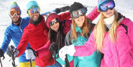 Kayakçıların gözdesi Radisson Blu Hotel Kayseri