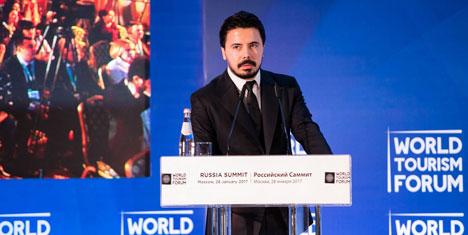 Turizmin Liderlerini Rusya'da Biraraya Getirdi