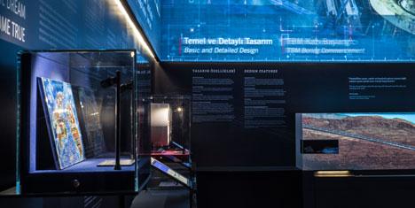 Avrasya Tüneli Müzesi açıldı