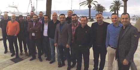 Lidya Grup'tan Balkanlara çıkartma
