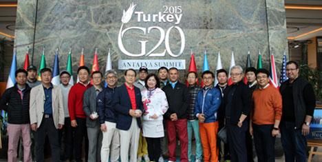 Golf turizmine Güney Kore dopingi