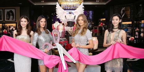 Victoria's Secret Dünyada Büyümeye Devam Ediyor!
