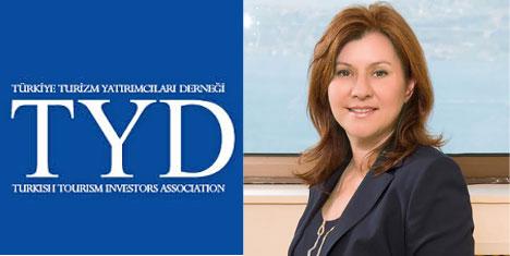TYD'nin Yeni Başkanı ''Oya Narin''oldu