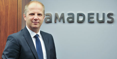 Amadeus,Türkiye'de pazar lideriyiz