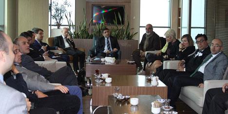 TÜROB'dan Kayserili turizmcilerle işbirliği mesajı