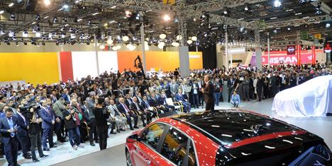 Autoshow 2017'yi 101.278 kişi ziyaret etti