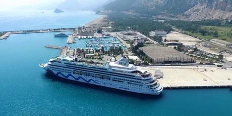 Port Akdeniz, sezona hazırlınıyor