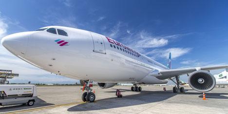 Eurowings yeni bir ortaklığa adım attı