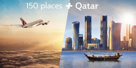 Qatar Airways ile tatil içinde tatil deneyimi