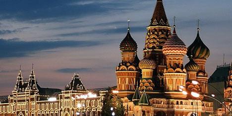Rusya turizm hamlesi için harekete geçti