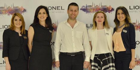 LIONEL HOTEL İSTANBUL sektörü iftarla buluşturdu