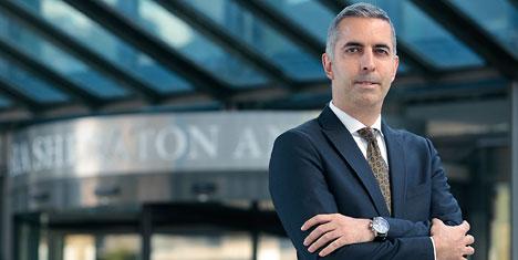 Sheraton Ankara Hotel'e yeni Genel Müdür atandı