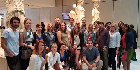 Uluslararası MICE Derneği Atina'da