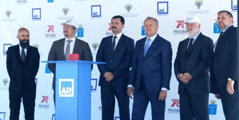 Rusya'daki Dev Havalimanını ESTA inşa edecek!