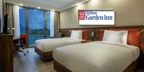 Hilton Garden Inn Kocaeli Şekerpınar açıldı