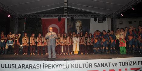 İzmir Tire Mudurnu'nun yıldızı oldu