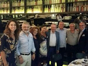 Lübnan Seyahat Acentaları Birliği Başkanı Jean Abboud, TÜRSAB Başkanı Başaran Ulusoy ile buluştu