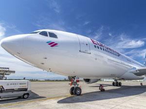ABD'ye Yeni Uçuş: Eurowings Nisan 2018'den itibaren New York'a uçacak