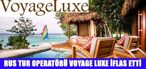 VOYAGE LUXE İFLAS ETTİ