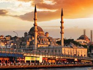 İstanbul'u bu yıl, ilk 8 ayda 7 milyon yabancı turist ziyaret etti