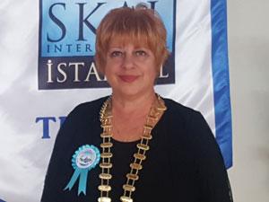 Skal International İstanbul Kulübü 'Dünya Turizm Günü'nü kutlayarak, yaza veda etti