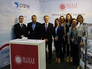Hitit, havacılık sektörünün en önemli konferansına gümüş sponsoru oldu