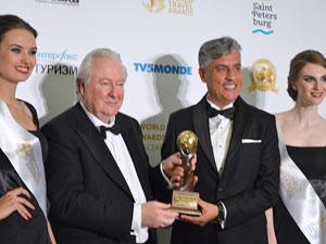 Wyndham Grand Kalamış, 'World Travel Awards'ta 'Türkiye'nin En İyi İş Oteli' seçildi
