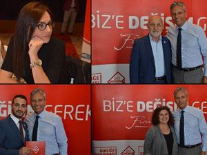 TÜRSAB Başkan Adayı Firuz Bağlıkaya, Bursa'da acentelerle bir araya geldi