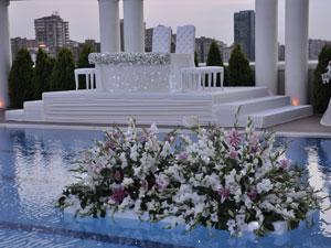 İstanbul Marriott Hotel Asia, düğün heyecanınıza çok özel ayrıcalıklarla ortak oluyor!