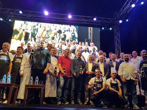 """I. Uluslararası Meze Festivali """"MezeFest"""" Gerçekleşti"""