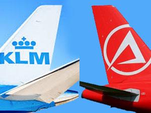 Atlasglobal, Avrupa'nın Önde Gelen Havayolu Şirketlerinden KLM Güçlerini Birleştirdi