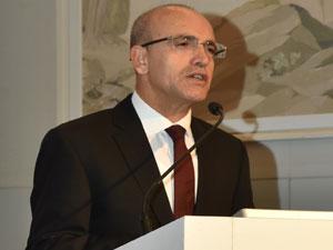 Başbakan Yardımcısı Mehmet Şimşek 2. Türkiye – Rusya Medya Forumu'na katıldı