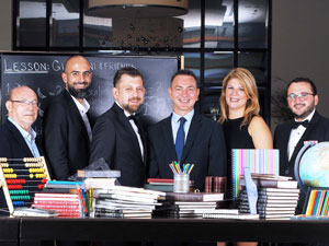 Mövenpick Hotel Istanbul'un Başaşçısı Giovanni Terracciano ve ünlü eğitmen şefler ortak bir menüye imza atıyor