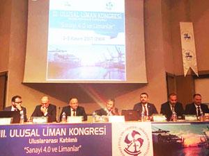 III. Ulusal Liman Kongresi, Dokuz Eylül Üniversitesi Denizcilik Fakültesi'nin ev sahipliği ile gerçekleşti