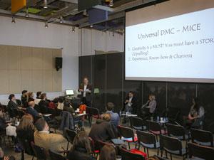 MICE Sektörünün Geleceği İstanbul Bilgi Üniversitesi'nde tartışıldı
