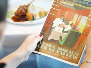 Orient Express'in Orijinal Menüsü Şimdi Hilton İstanbul Bomonti İmzasıyla The Globe'da