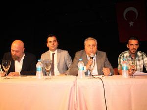 Alanya Turizm Tanıtma Vakfı Seçimli Genel Kurulu yapıldı