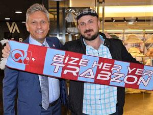 """TÜRSAB Başkan adayı Firuz Bağlıkaya, Trabzon'da """"Mesleğinizi değiştirmeyin, Başkanınızı değiştirin"""" dedi"""